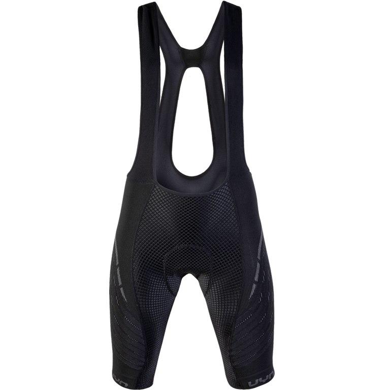 UYN Alpha Biking Damen-Trägerhose - Blackboard/Anthracite