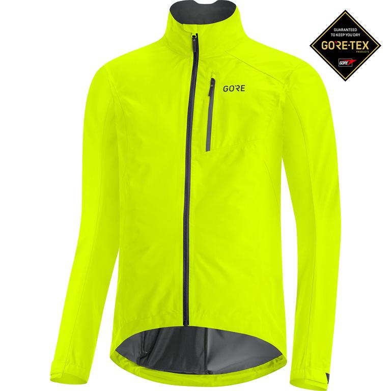 Produktbild von GORE Wear GORE-TEX PACLITE® Jacke - neon yellow 0800
