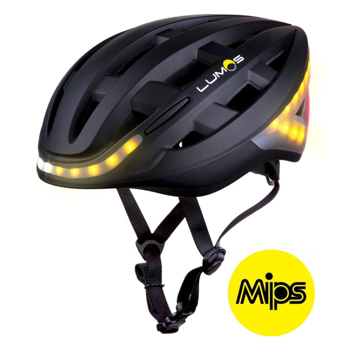 Lumos Kickstart MIPS Helmet - Charcoal Black