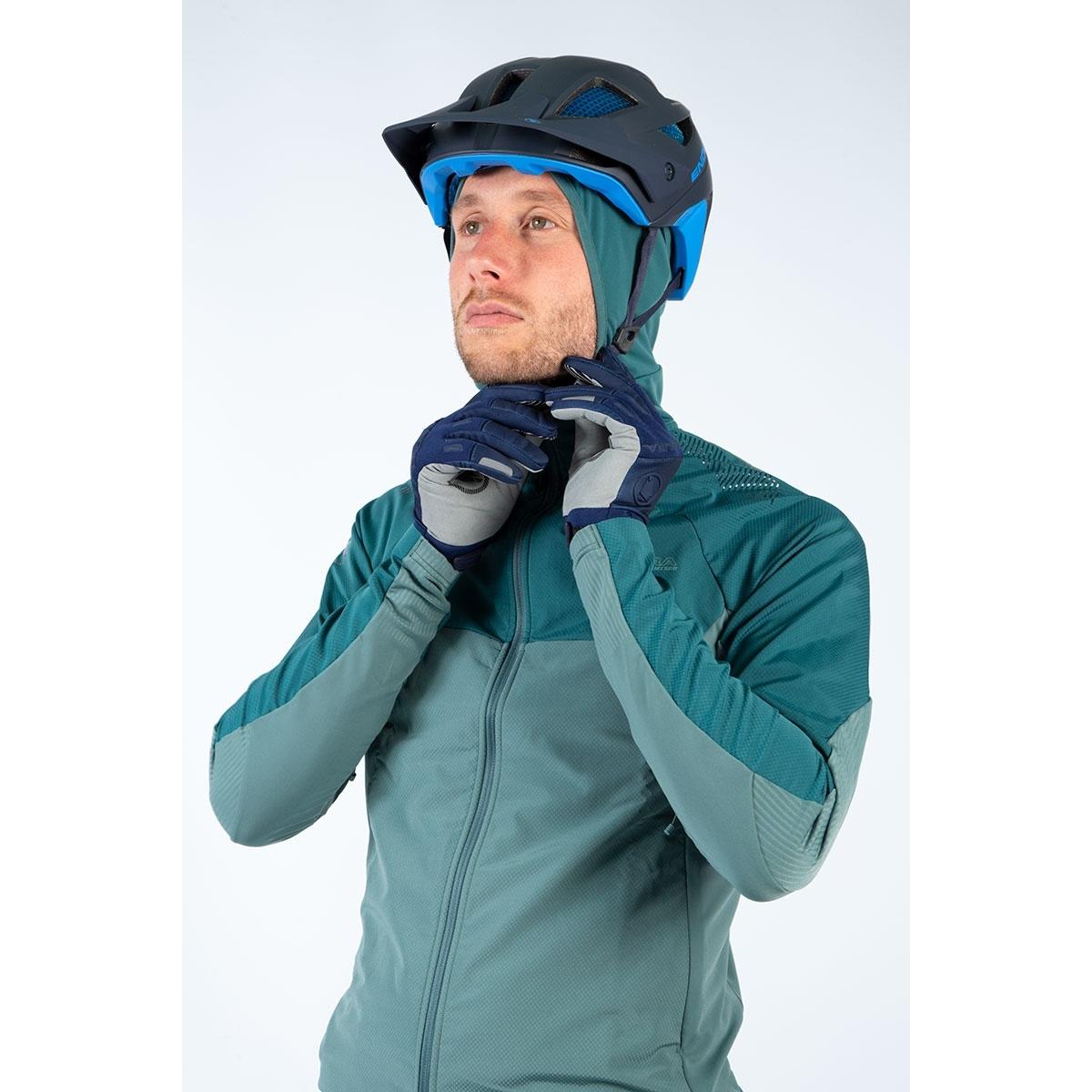 Image of Endura MT500 Thermal Hoodie L/S II Jersey - nutmeg