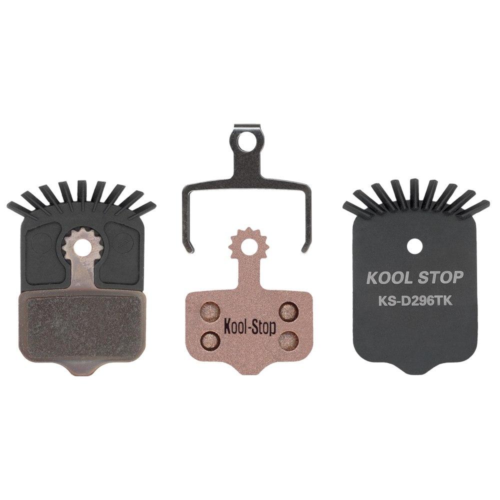 Kool Stop Aero Pro Disc Brake Pads for Avid Elixir / SRAM XX - KS-D296TK