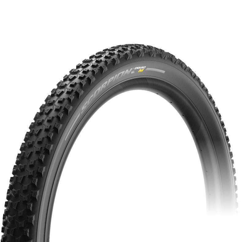 Image of Pirelli Scorpion Enduro M MTB Folding Tire - 27.5x2.4 Inches