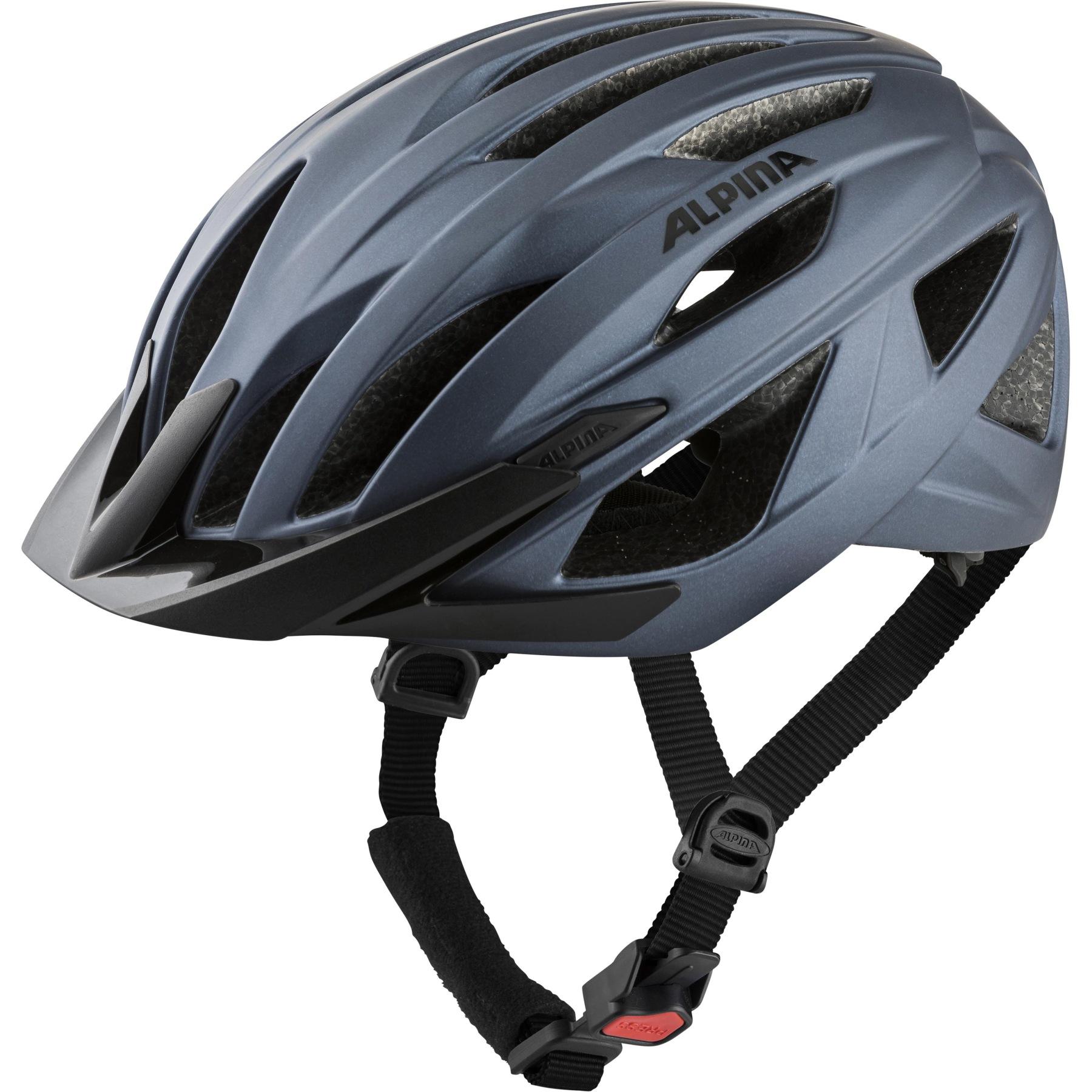 Alpina Delft Mips Helmet - indigo matt