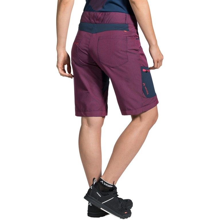 Bild von Vaude Women's Craggy Shorts - eclipse