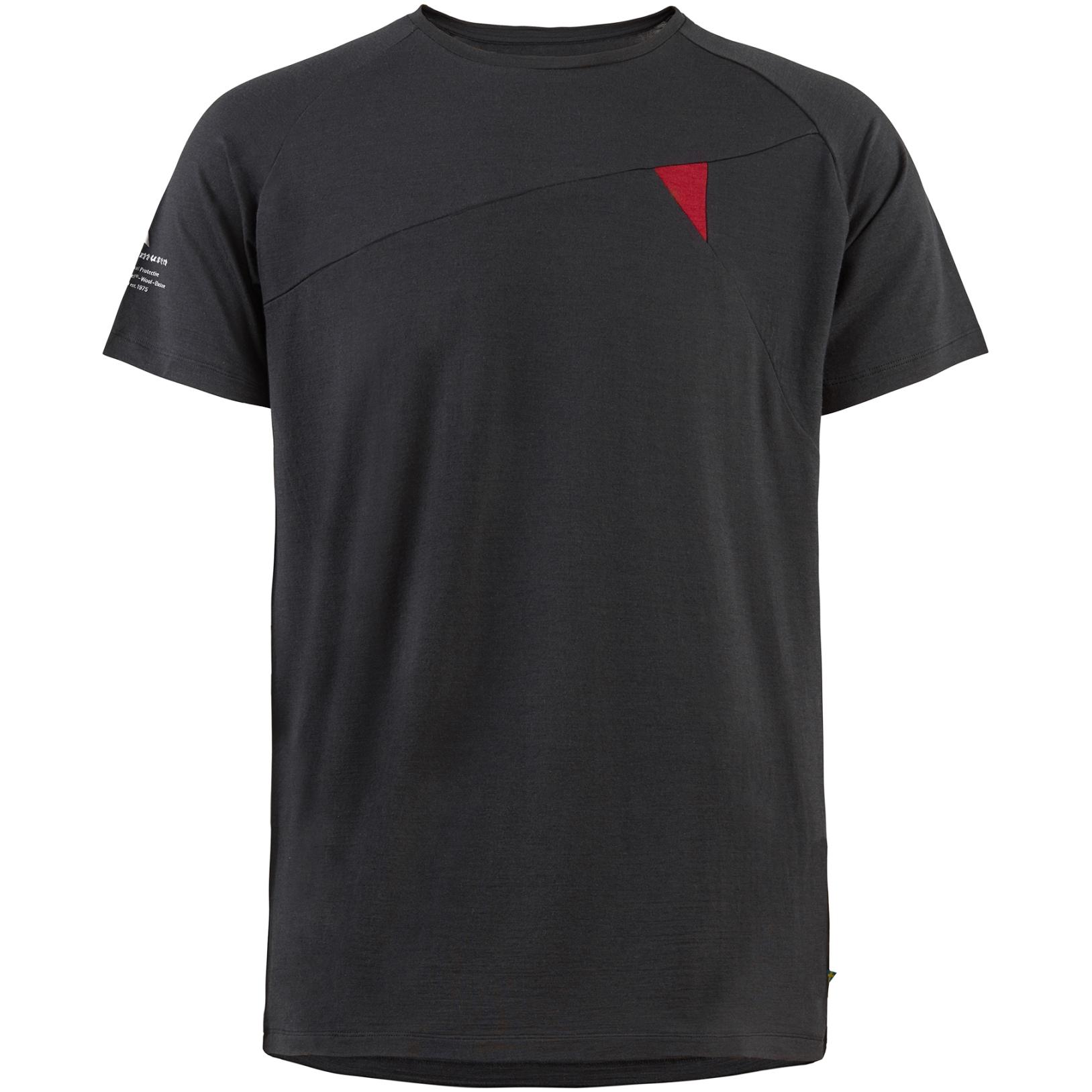 Klättermusen Fafne T-Shirt - Raven