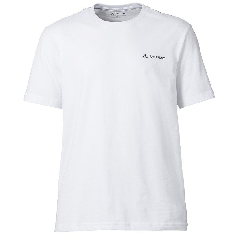 Vaude Brand T-Shirt - weiß