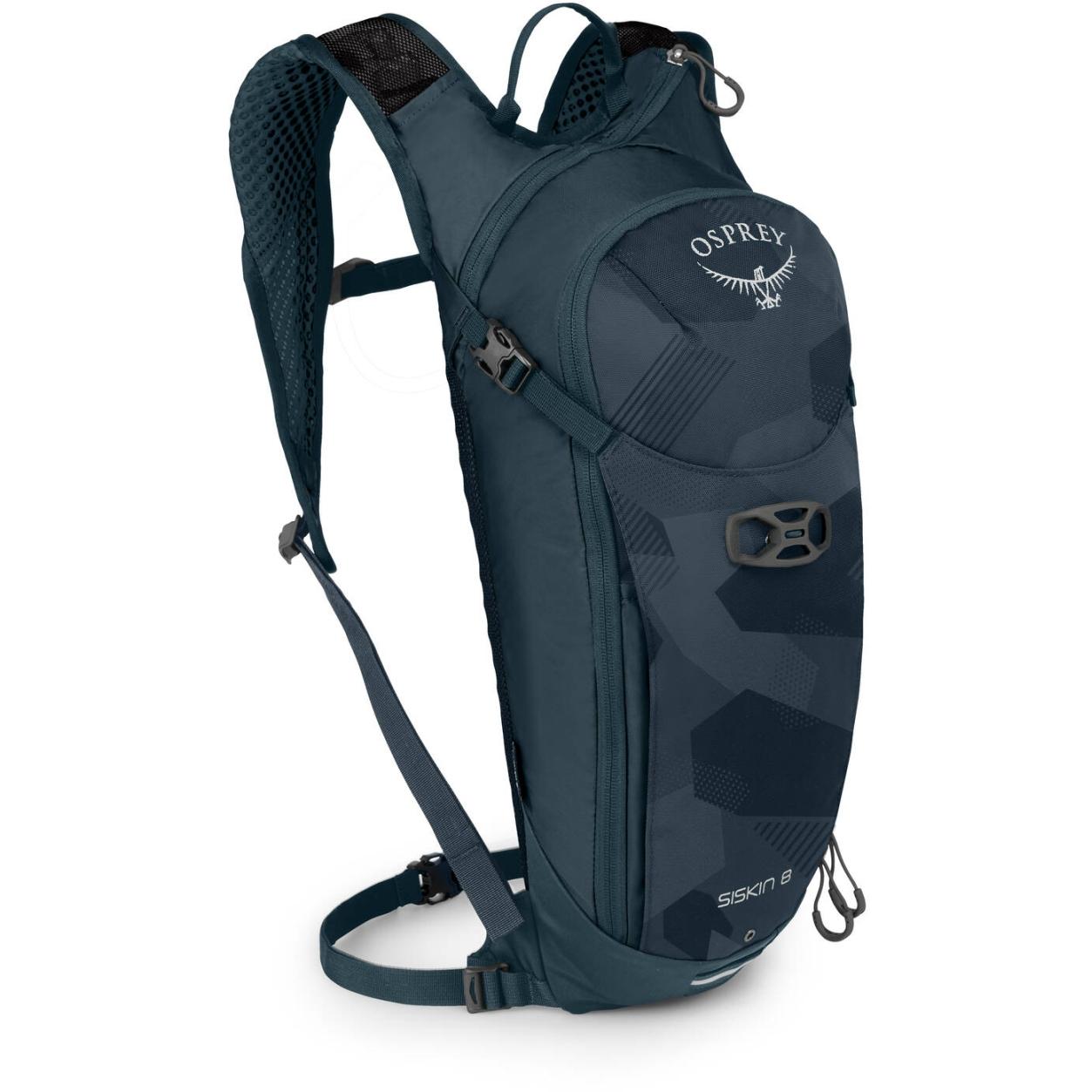 Osprey Siskin 8 Hydration Backpack - Slate Blue