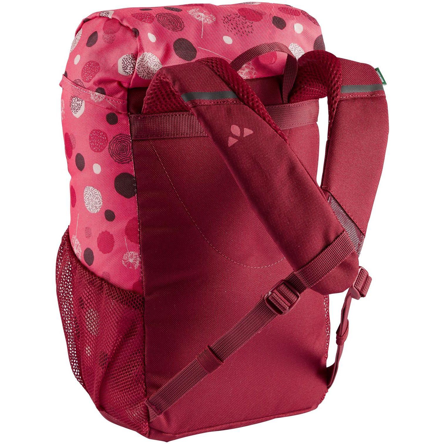 Image of Vaude Ayla 6 Kids Backpack - mars red