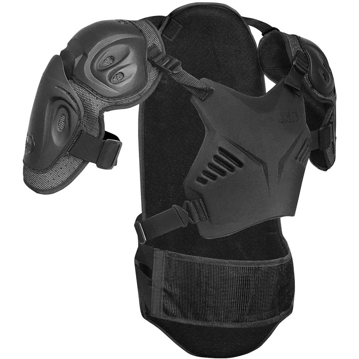 iXS Hammer Evo Protection Kinder-Protektorenjacke - black