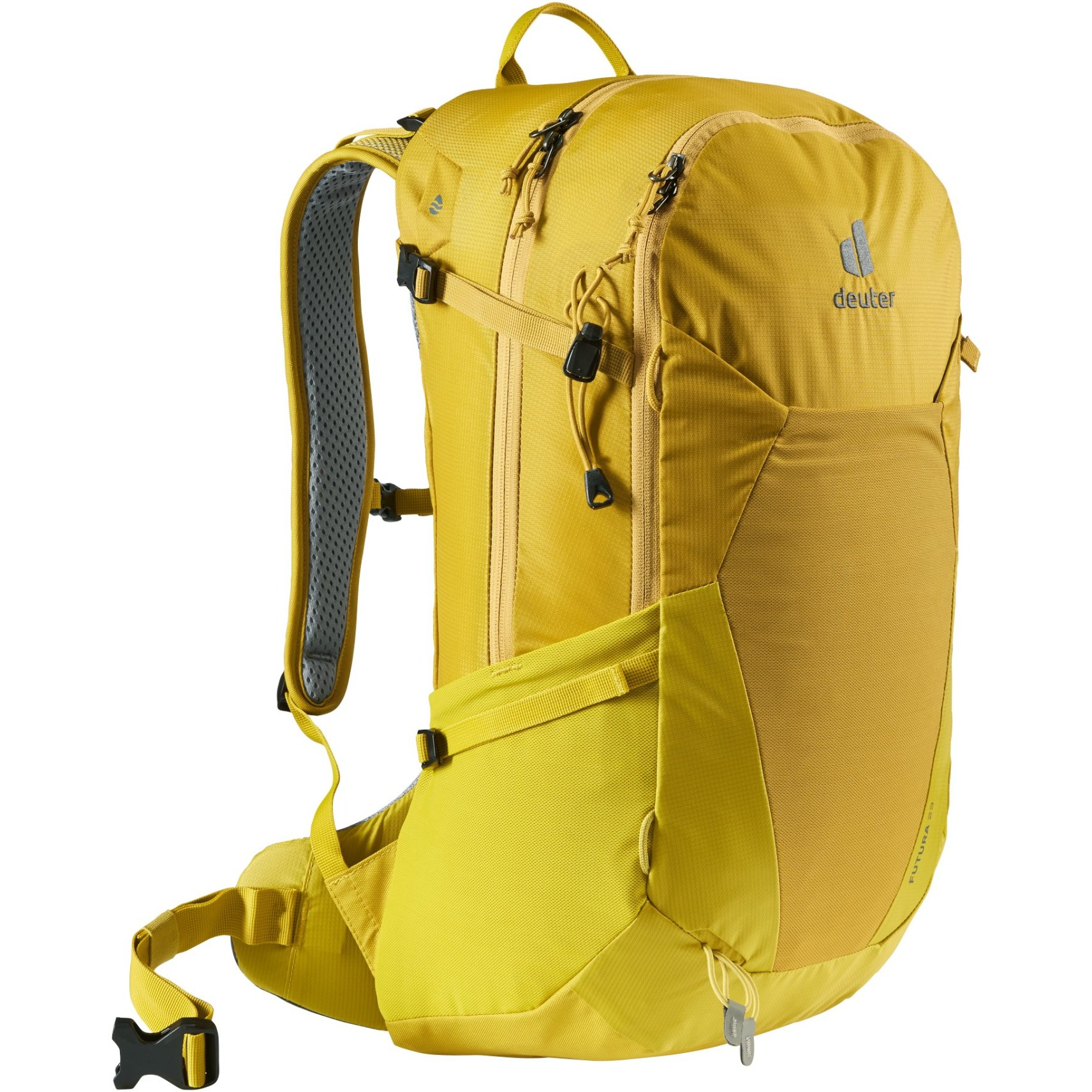 Deuter Futura 23 Backpack - turmeric-greencurry