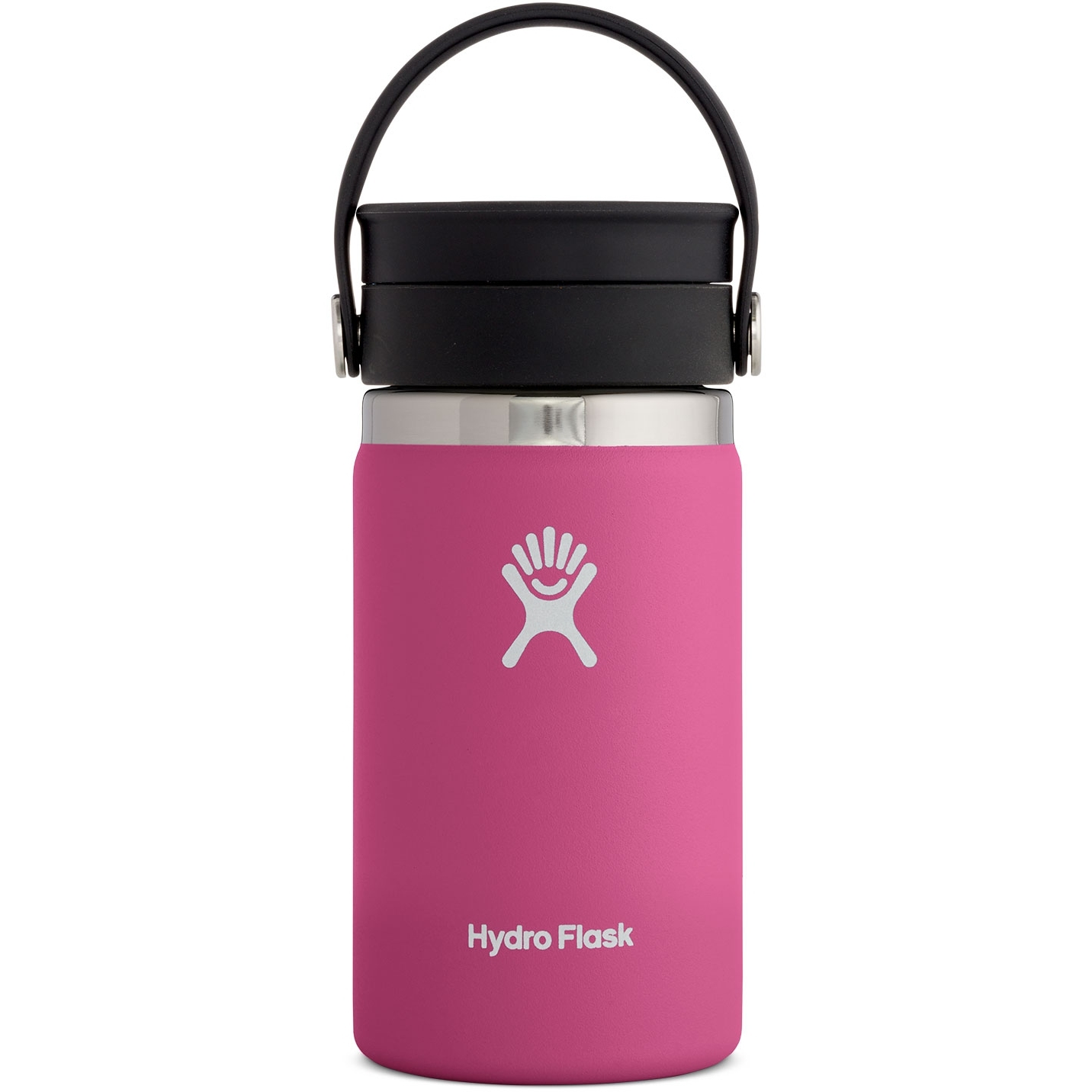 Hydro Flask 12oz Coffee Flex Sip™ Lid Thermoflasche - 355ml - Carnation