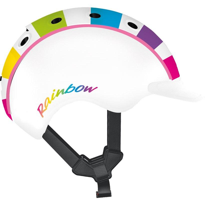 Casco Mini 2 Kids Helmet - rainbow