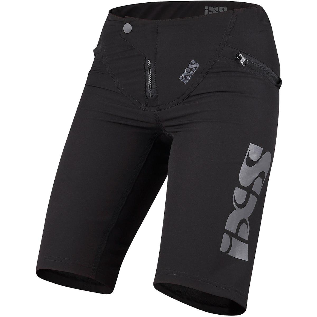 iXS Trigger Kids Shorts - black