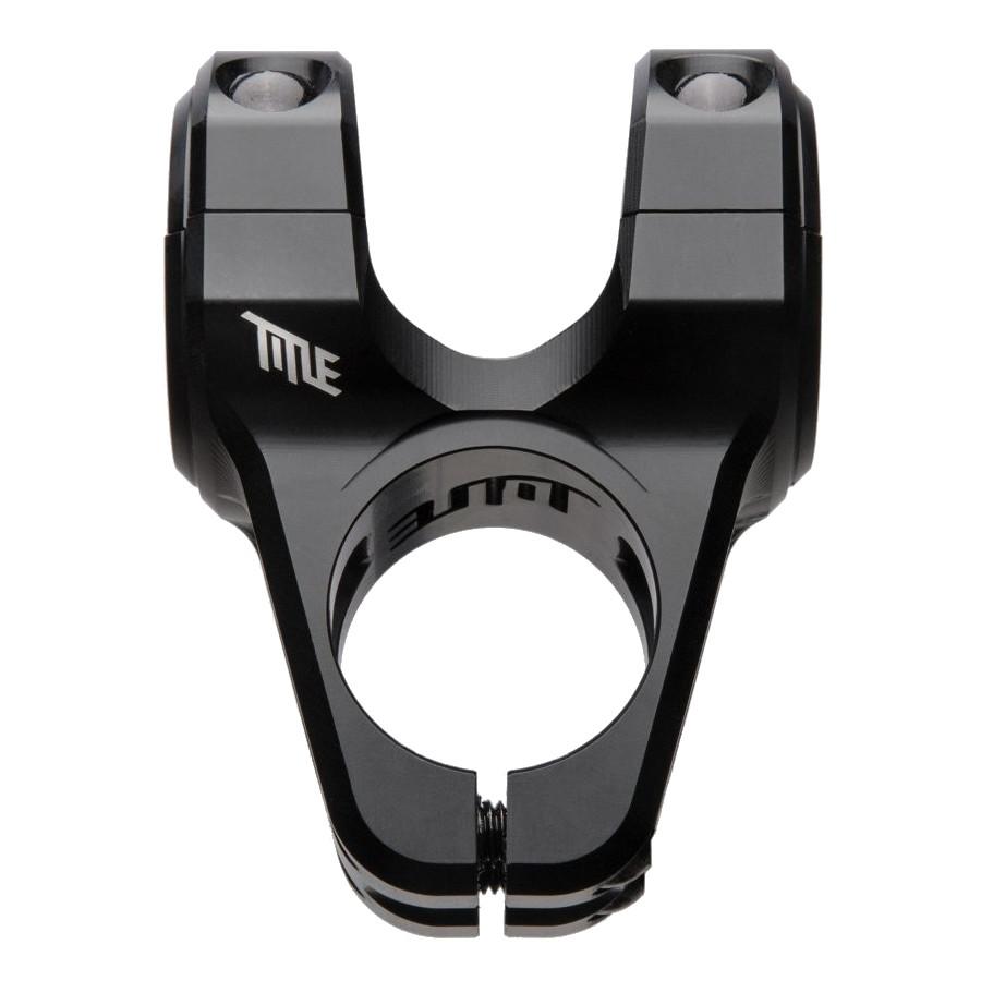 Title ST1 31.8 MTB Stem - 35mm - black