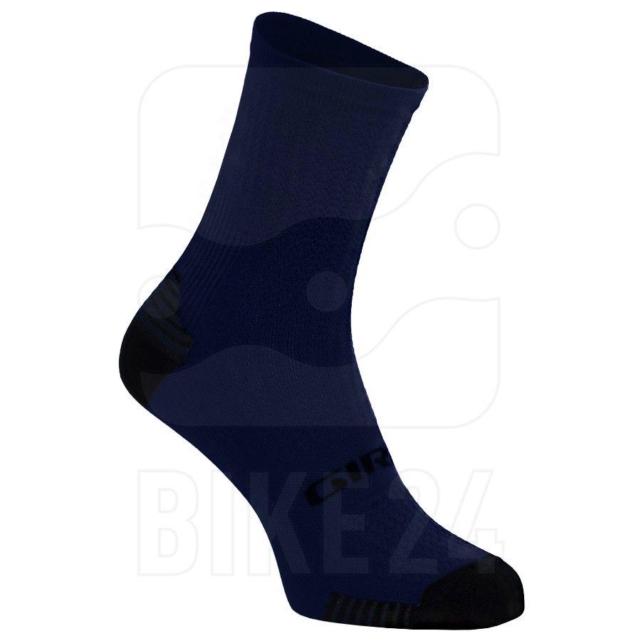 Giro HRC + Grip Socks 2020 - midnight blue