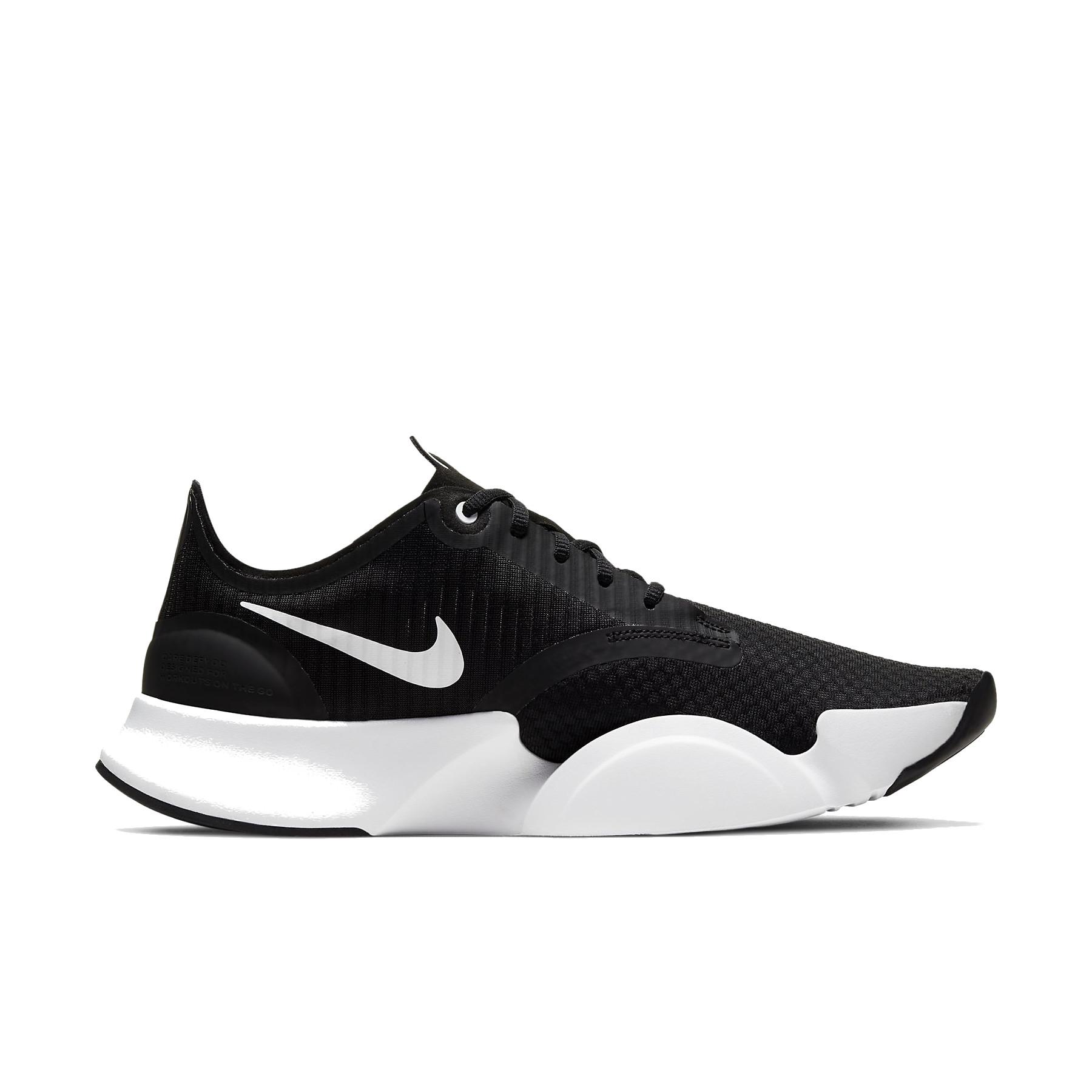 Produktbild von Nike SuperRep Go Herren-Trainingsschuh - black/white-dark smoke grey CJ0773-010