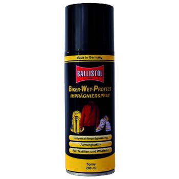 Foto de Ballistol Biker-Wet-Protect Spray Impermeabilización - 200ml