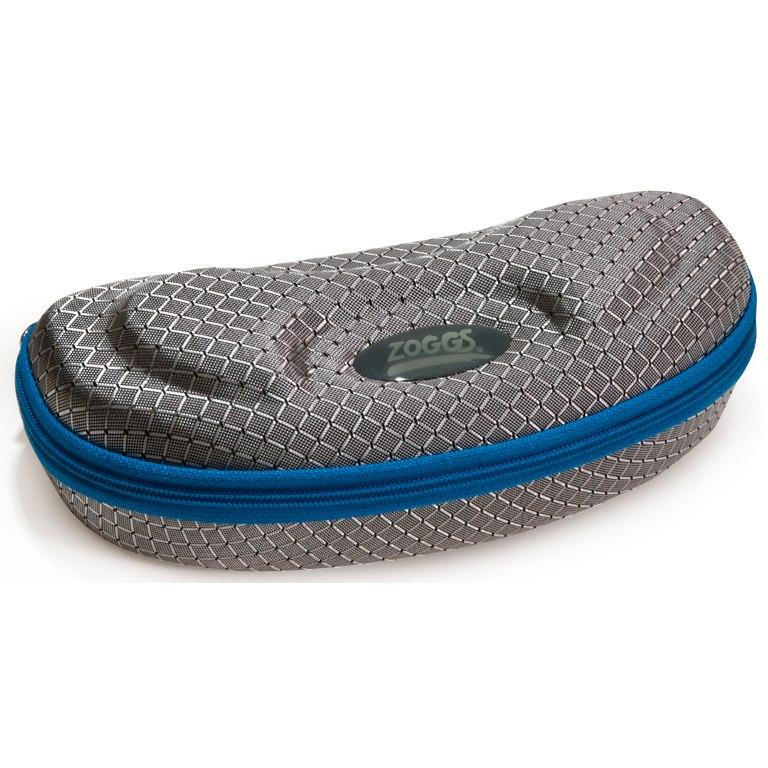 Zoggs Elite Goggle Case Forro de protección para Gafas de natación - Blue/Grey