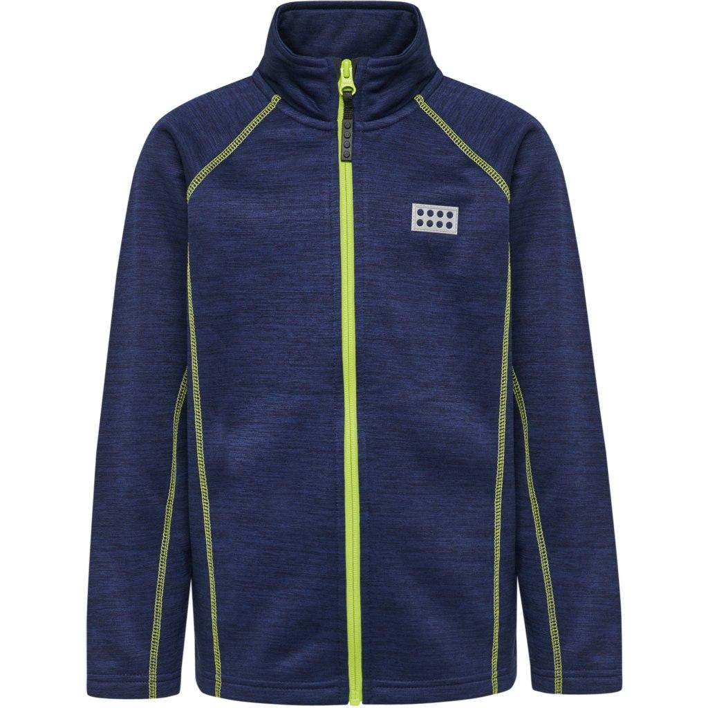 LEGO Wear 211 Kids Fleece Jacket - blue