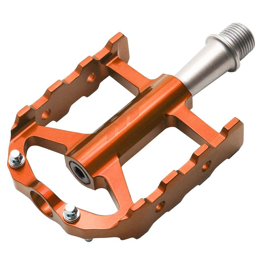 Bild von HT ARS03 Cheetah-S Pedale Aluminium - orange