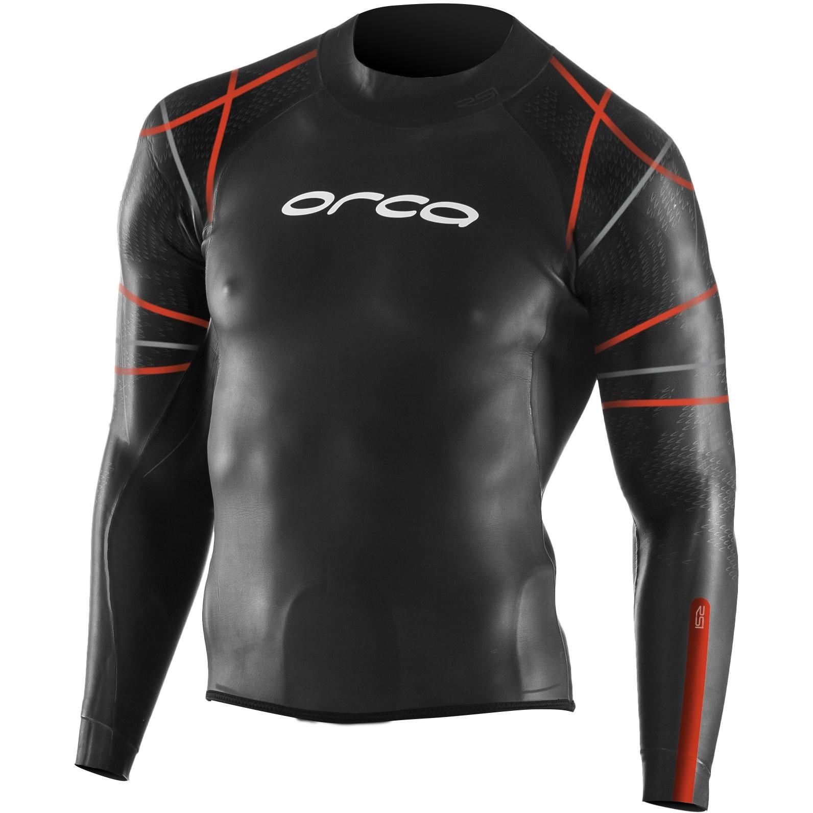 Orca RS1 Openwater Top Neoprenoberteil - black