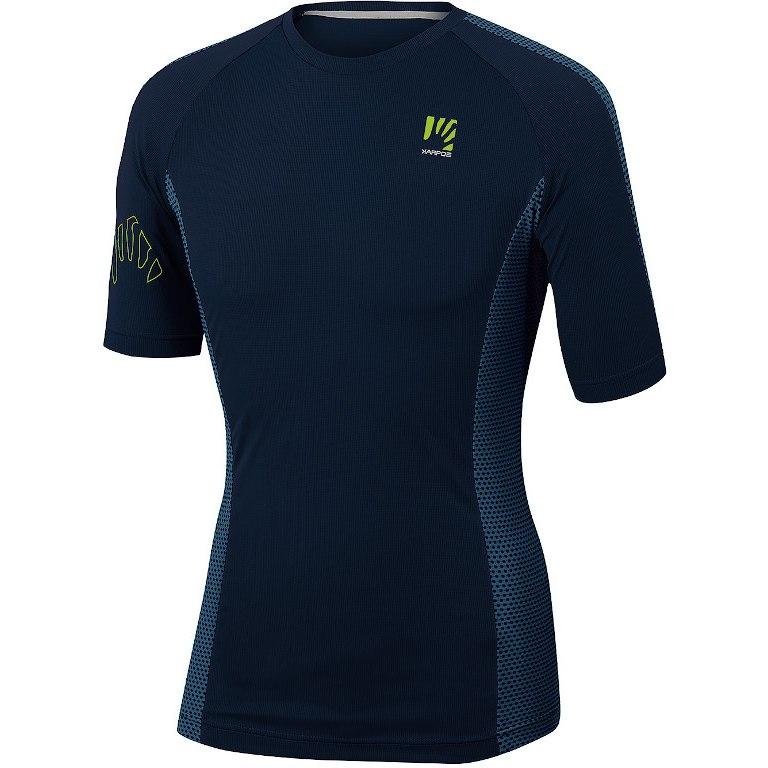 Karpos Sassongher Jersey - sky captain/insignia blue