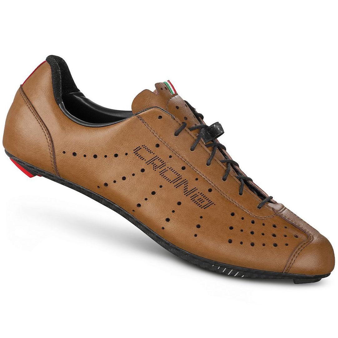 Crono CV1 Road Nylon Shoe - Brown