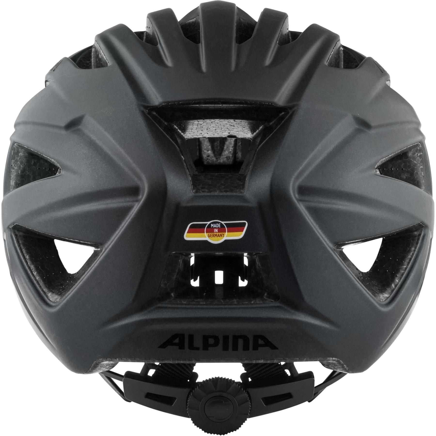 Image of Alpina Parana Helmet - black matt