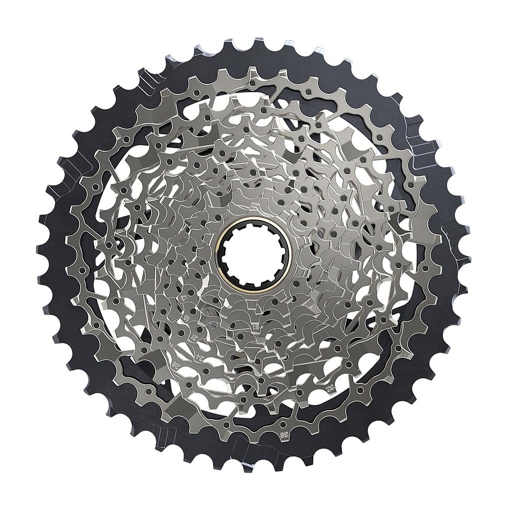 Produktbild von SRAM XPLR XG-1271 - 10-44Z Kassette 12-fach - silver