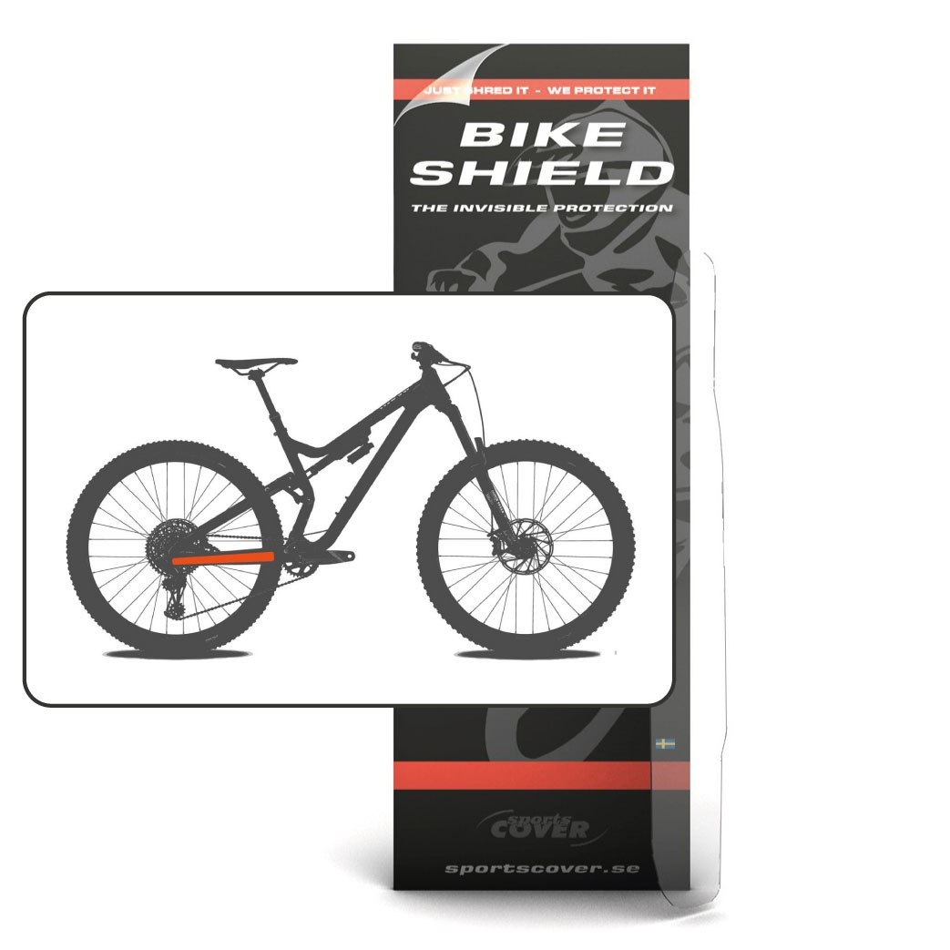 BikeShield StayShield 1 Cover - standard