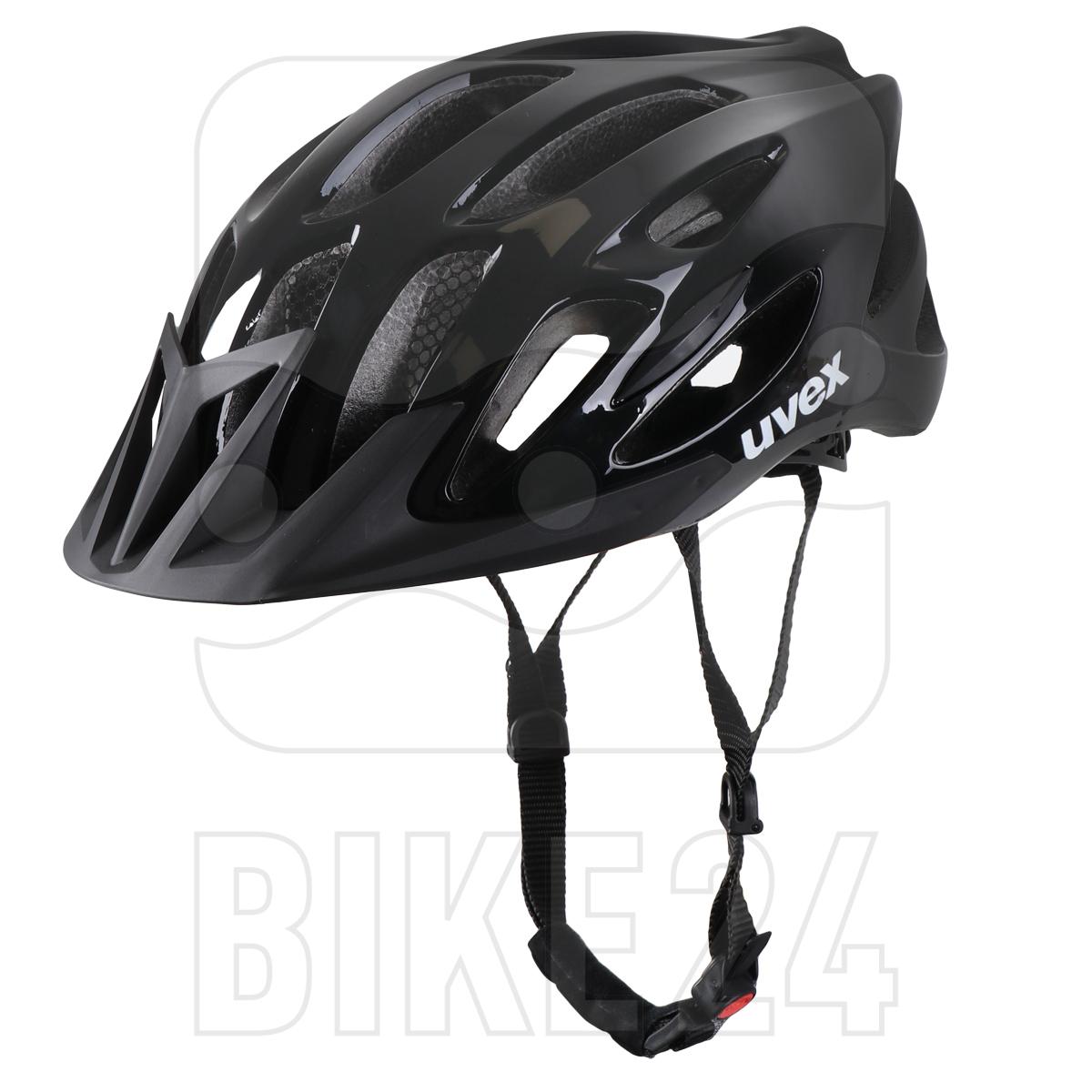 Bild von Uvex flash Helm - schwarz
