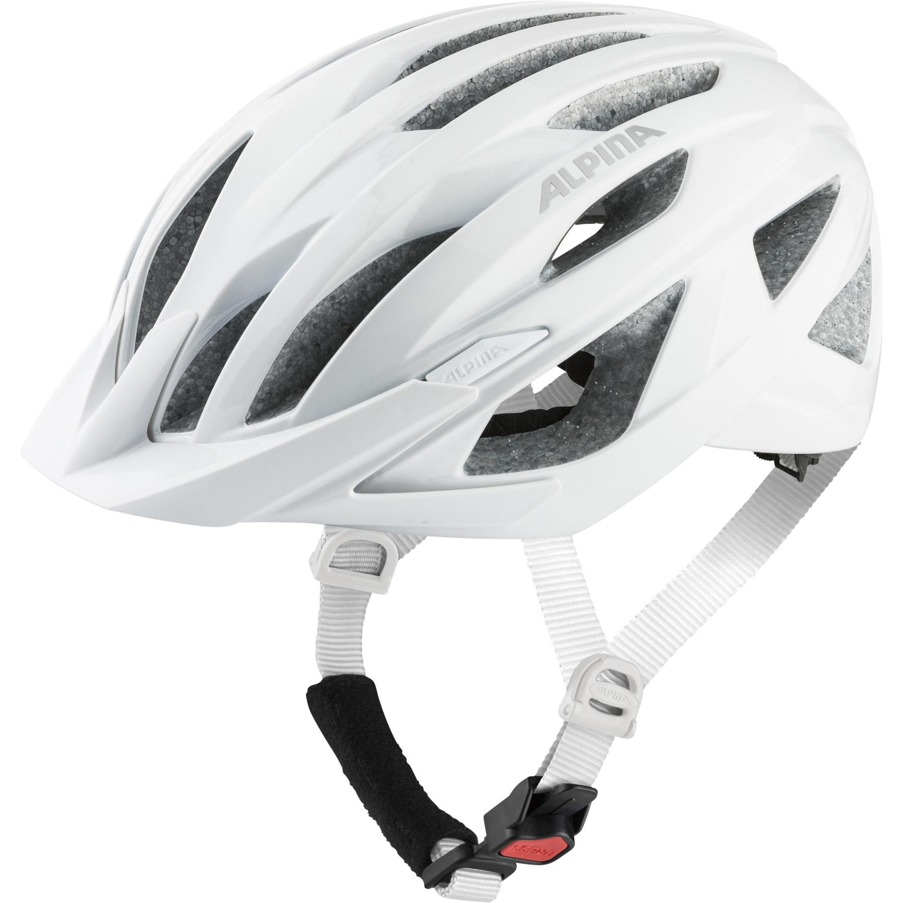 Alpina Delft Mips Helmet - white matt