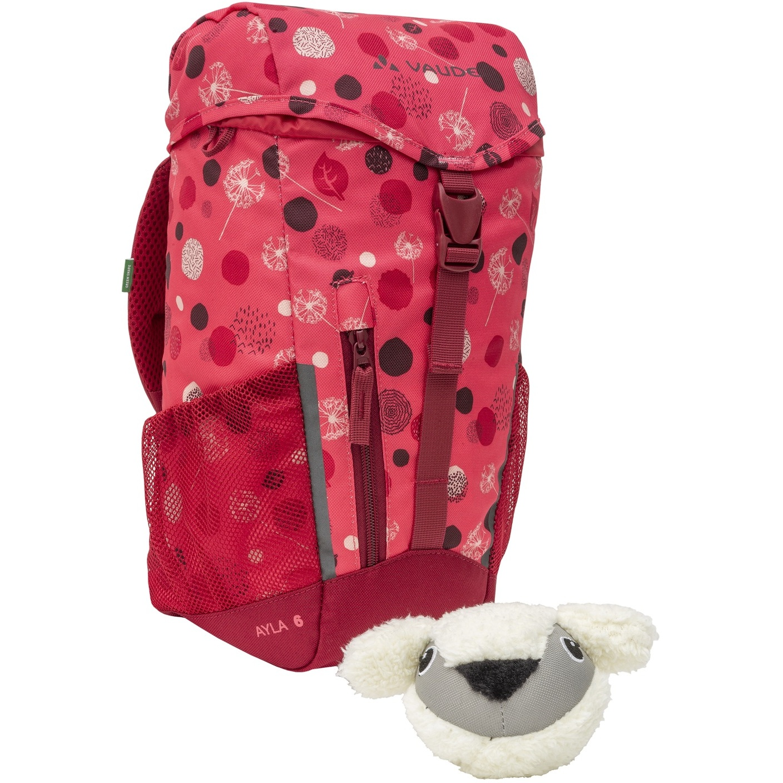 Image of Vaude Ayla 6 Kids Backpack - bright pink/cranberry