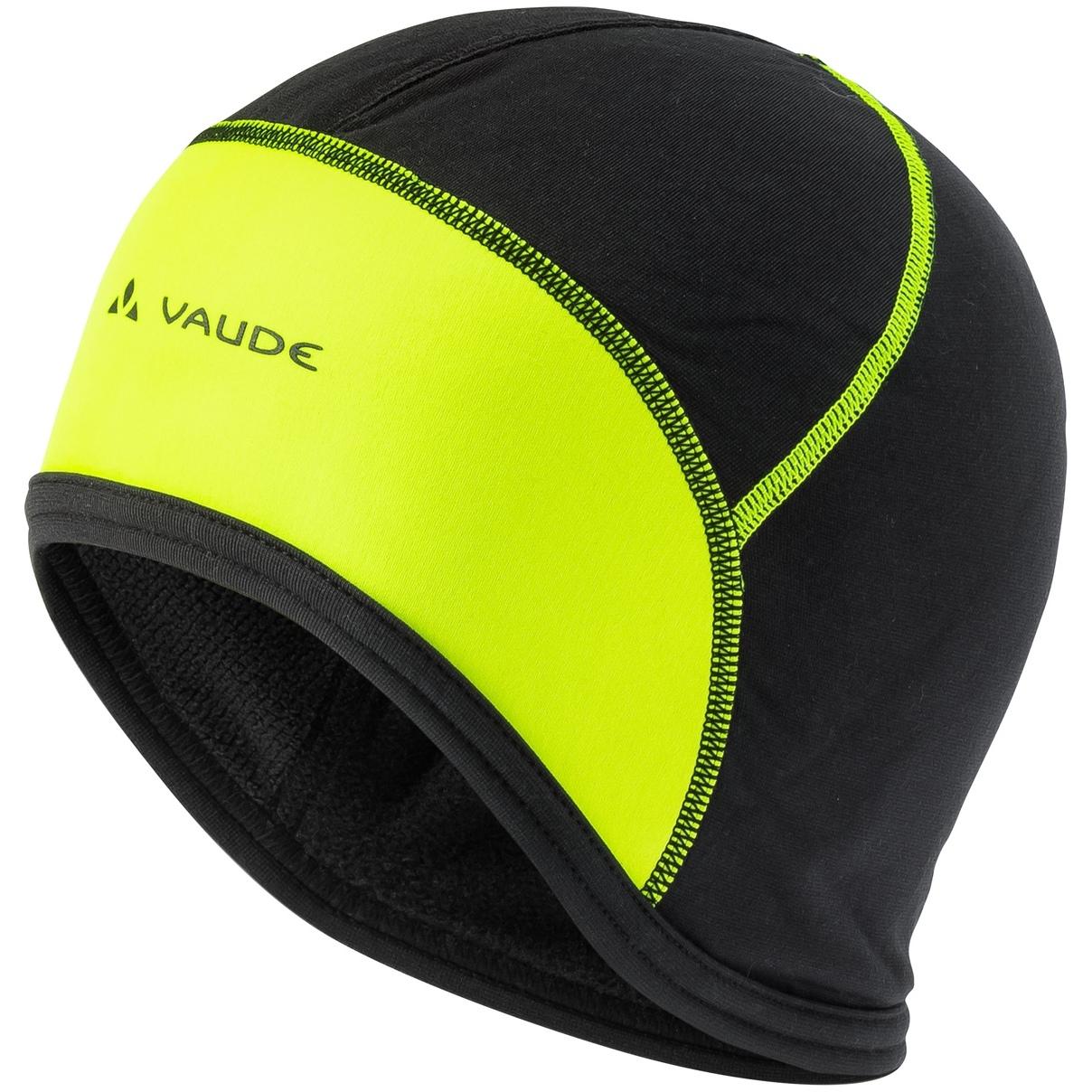 Vaude Bike Cap Unterhelm - neon yellow