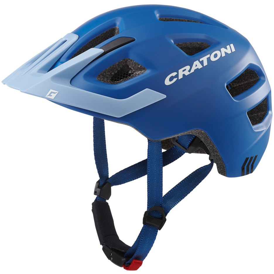 CRATONI Maxster Pro Kids Helmet - blue-heaven matt
