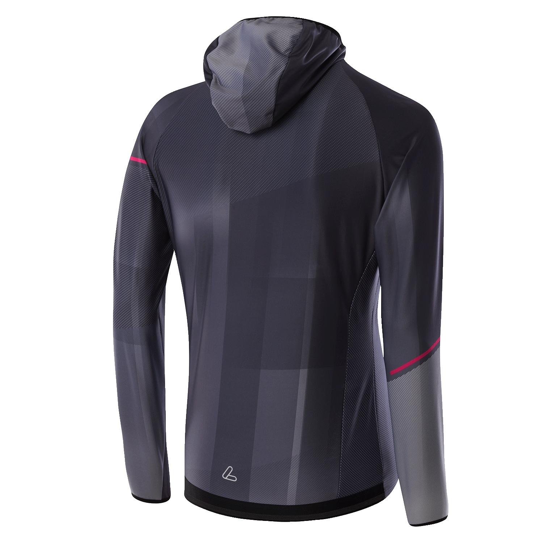 Image of Löffler Hoody Speed Jacket Women 24263 - graphite 968