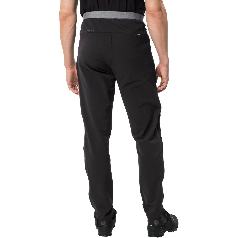 Image of Vaude Men's Cyclist Hybrid Pants - black