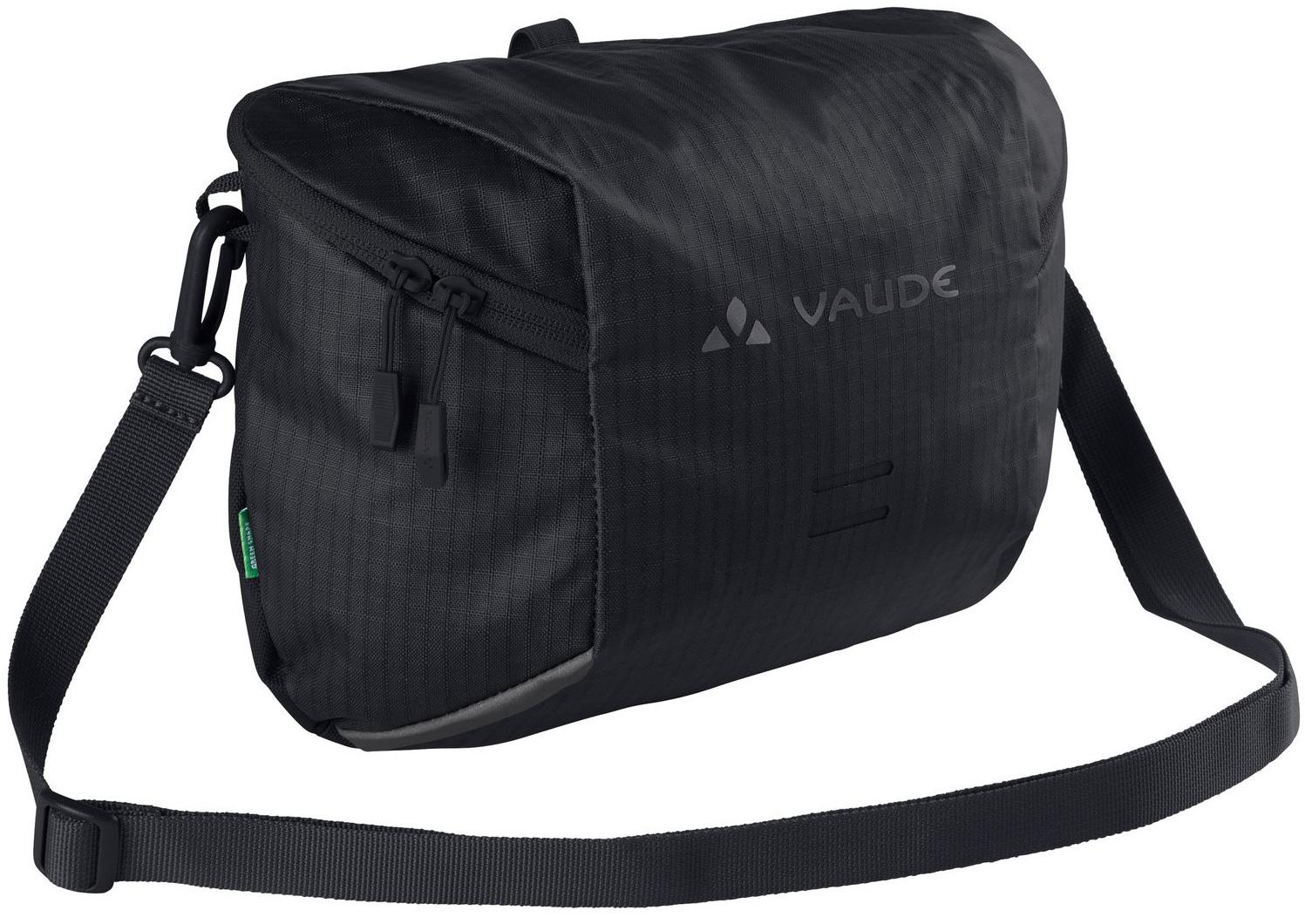 Image of Vaude CityBox Bike Handlebar Bag - black