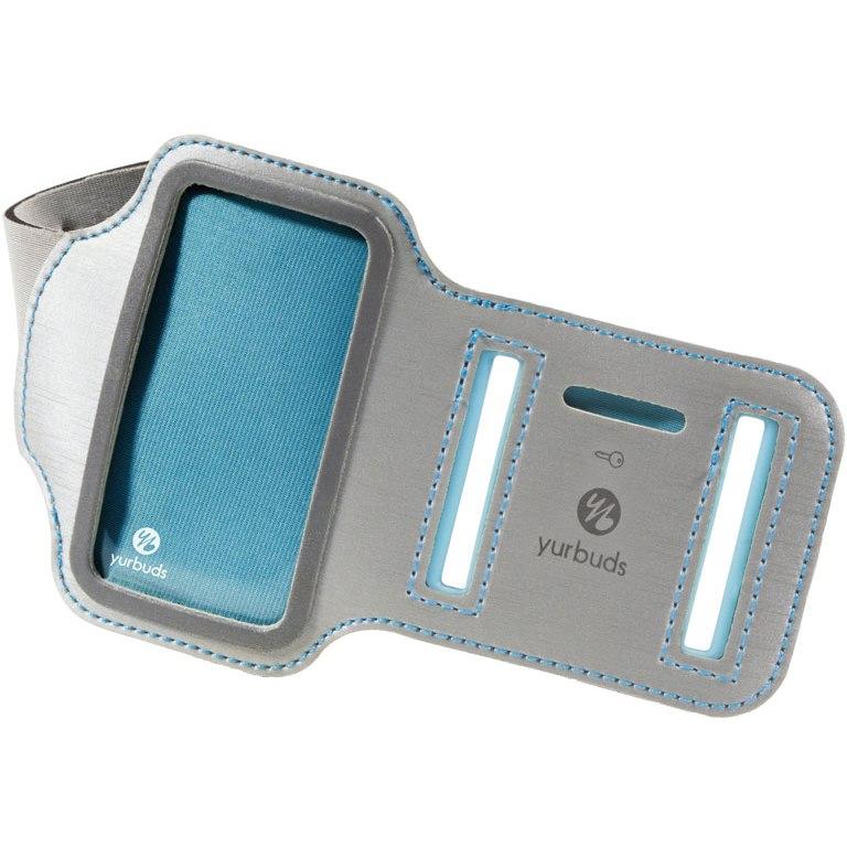 Yurbuds Inspire Armband Women für iPhone 5 + iPod Nano 7 - Aqua