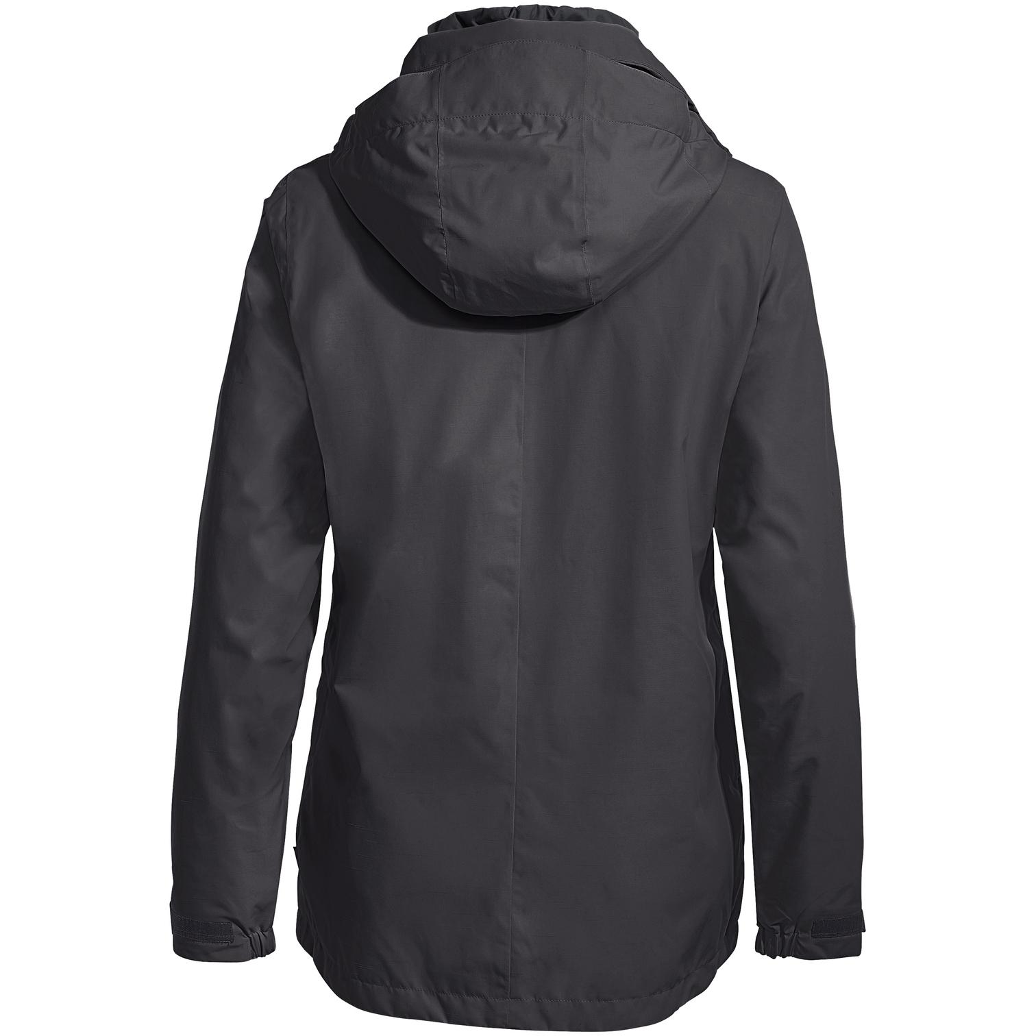 Image of Vaude Women's Skomer 3in1 Jacket - phantom uni
