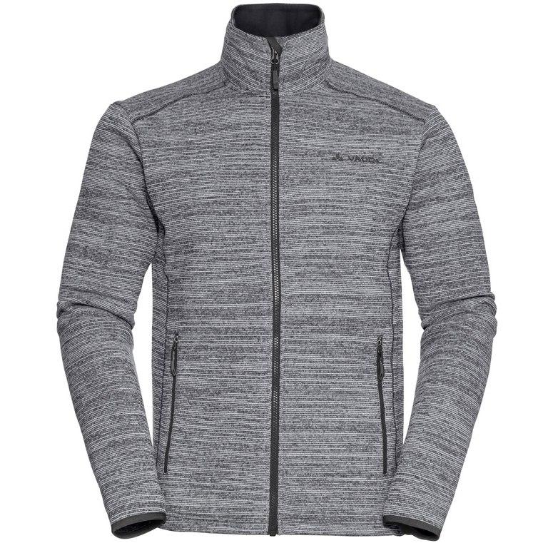 Vaude Rienza Jacke II - grey/melange