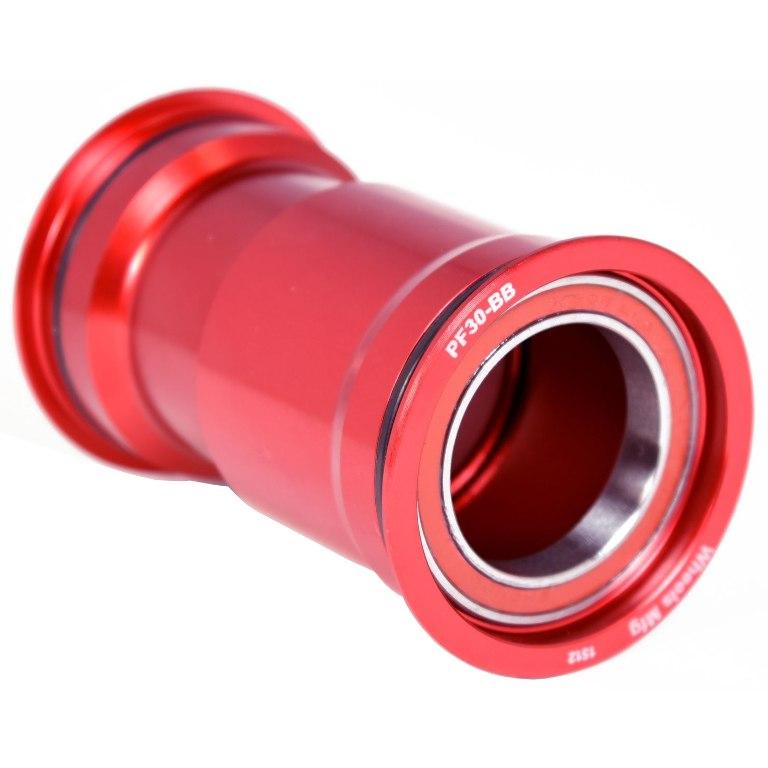Bild von Wheels Manufacturing PressFit 30 Innenlager - Schrägkugellager - PF46-61/86.5-30