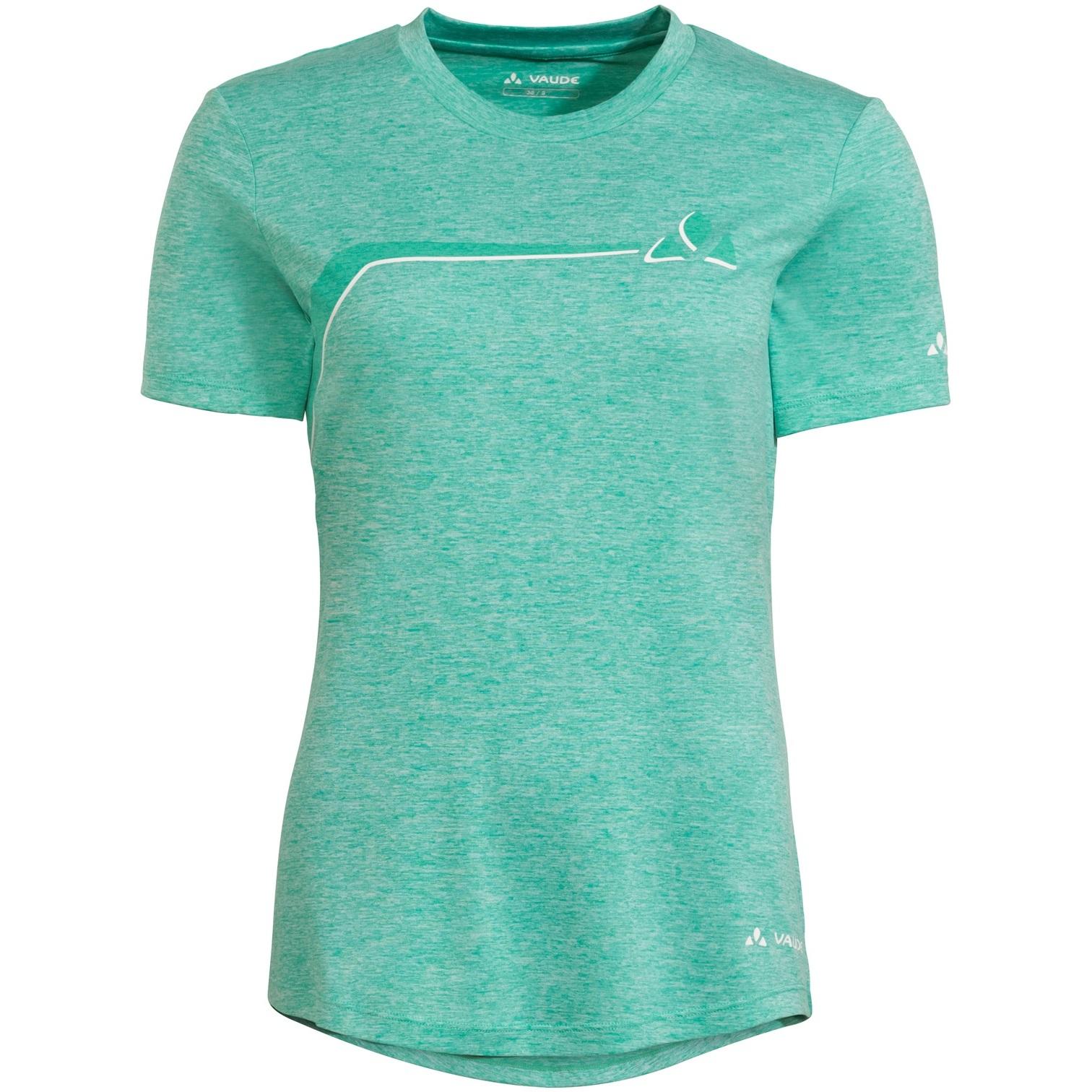 Vaude Bracket MTB Damen T-Shirt - peacock