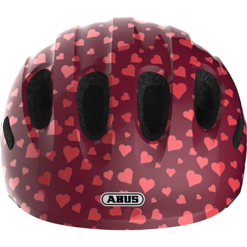 Imagen de ABUS Smiley 2.0 Casco - cherry heart