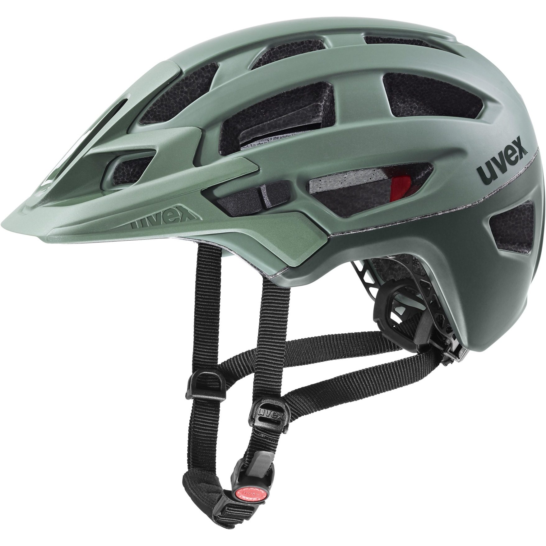 Uvex finale 2.0 Helmet - moss green mat