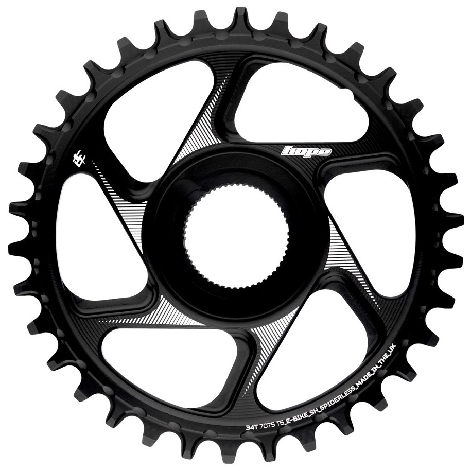 Picture of Hope Direct Mount E-Bike Chainring - Shimano