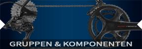 mpagnolo - Hochwertige Gruppe & Komponenten für den Radsport