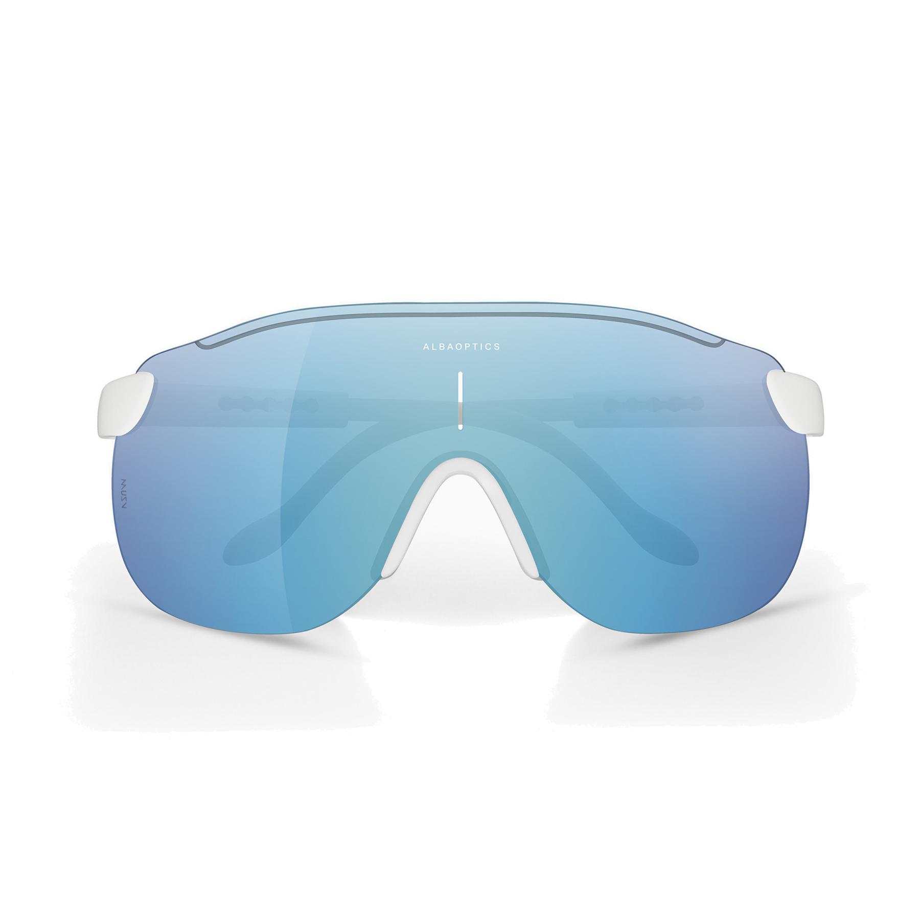 ALBA Stratos White / ML CIELO Glasses