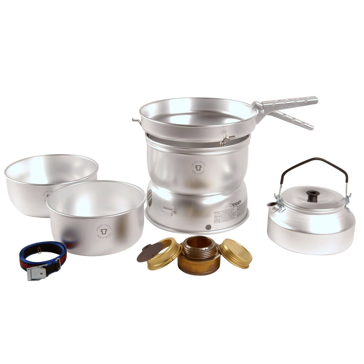 Trangia Storm Cooker 25-2 UL - Stove System with Kettle