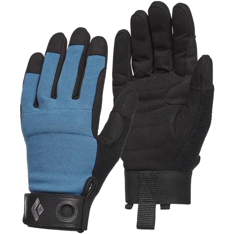 Foto de Black Diamond Crag Gloves Guantes de escalada - Astral Blue